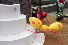 Semana 2013 del capital del diseño de Shangai Imagen de archivo libre de regalías