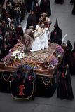 Semana Sankt Parade (Osterwoche) Lizenzfreie Stockfotos