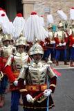 Semana Sankt Parade Spanien Stockfoto