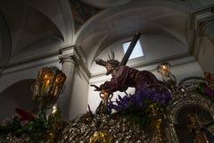 Semana santa Imagen de archivo libre de regalías