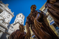 Semana santa Fotografía de archivo libre de regalías