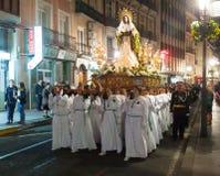 Semana Santa in Alicante Stock Photo