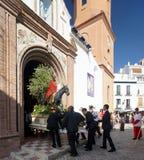 Semana Santa in Andalusia Stock Photography