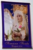 Semana Santa in Andalusia Royalty Free Stock Image