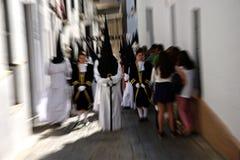 A Semana Santa em Carmona 4 Imagem de Stock