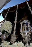 A Semana Santa em Carmona 38 Foto de Stock