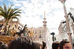 Semana Santa em Sevilha Imagens de Stock Royalty Free