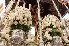 Semana Santa em Sevilha Fotos de Stock Royalty Free