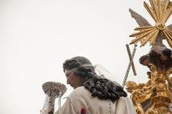 Semana Santa em Sevilha Imagem de Stock Royalty Free