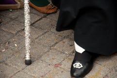 Semana Santa em Sevilha Fotografia de Stock Royalty Free