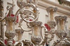 Semana Santa em Sevilha Imagens de Stock