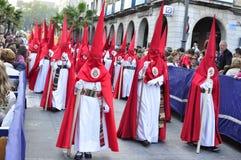 Semana santa en España Fotografía de archivo