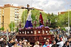 Semana santa en Pascua lunes Fotografía de archivo