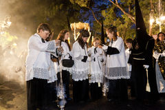 Semana Santa Fiesta imagens de stock royalty free