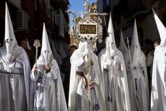 Semana Santa Fiesta royalty-vrije stock afbeeldingen