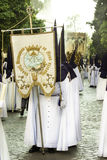 Semana Santa (Holy Week) in Andalusia, Spain. Stock Image