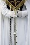 Semana Santa (Holy Week) in Andalusia, Spain. Royalty Free Stock Photography