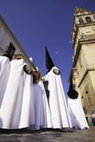 Semana Santa (Holy Week) in Cordoba, Spain. Stock Photos
