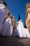 Semana Santa (Holy Week) in Cordoba, Spain. Stock Photography
