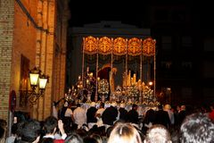 Semana Santa - Holy Week Stock Images