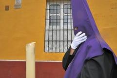 Semana Santa In Spain Stock Photo