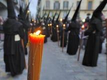 Semana Santa In Spain Royalty Free Stock Photo
