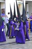 Semana santa Málaga Semana Santa Malaga fotografía de archivo