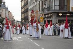 Semana Santa, Madrid Photos libres de droits
