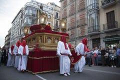 Semana Santa, Madrid Photographie stock libre de droits