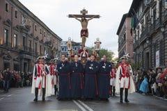 Semana Santa, Madrid Stock Images