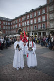 Semana Santa, Madrid Stock Images
