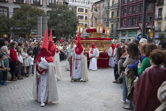 Semana Santa, Madrid Stock Photos