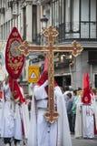 Semana Santa, Madryt Obrazy Royalty Free