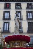 Semana Santa, Madryt Zdjęcia Royalty Free