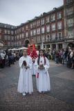 Semana Santa, Madryt Obrazy Stock