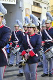 A Semana Santa Malaga Semana Santa Malaga Fotos de Stock Royalty Free