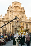 Semana Santa in Murcia Royalty Free Stock Image