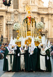 Semana Santa in Murcia Royalty Free Stock Photos