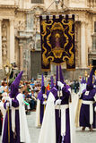 Semana Santa in Murcia Royalty Free Stock Photography
