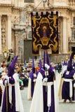 Semana Santa in Murcia Royalty Free Stock Photography