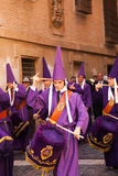 Semana Santa in Murcia Royalty Free Stock Photo
