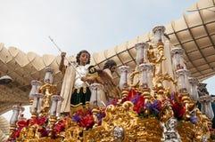 Semana Santa in Sevilla Stock Photos