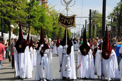 Semana santa Royalty Free Stock Photo