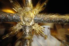 Semana Santa in Spagna Fotografia Stock