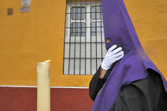 Semana Santa in Spain Stock Photo