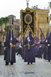 Semana Santa in Spain Royalty Free Stock Photography