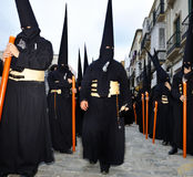 Semana Santa in Spain Stock Photography