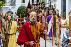Semana Santa Spain Lizenzfreie Stockfotos