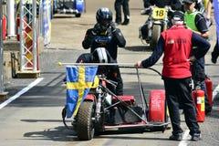 Semana sueca del campeonato Fotos de archivo