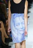 39.a semana ucraniana de la moda en Kiev Fotografía de archivo libre de regalías